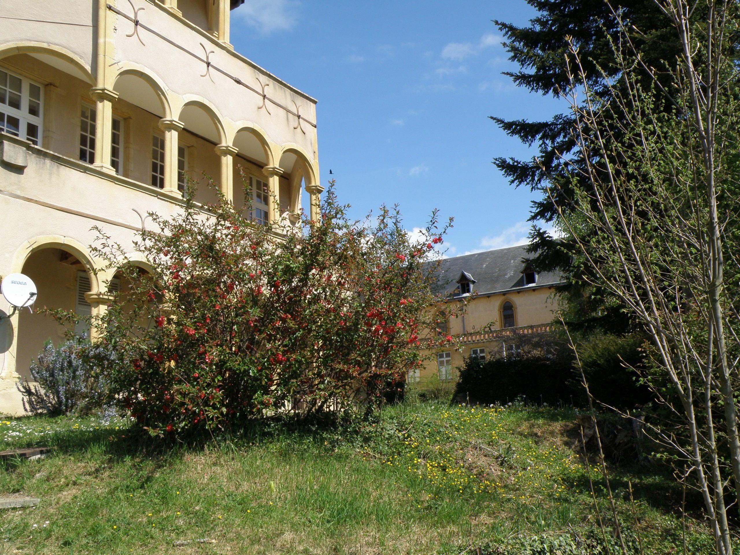 Le Clos Saint Gildas - jardin