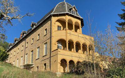 Les balcons emblématiques du Clos Saint Gildas