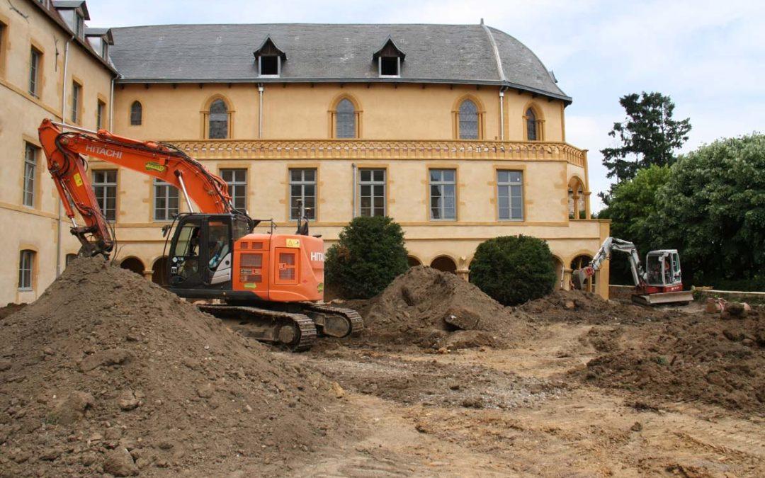 Point sur l'avancée de la rénovation de Saint Gildas
