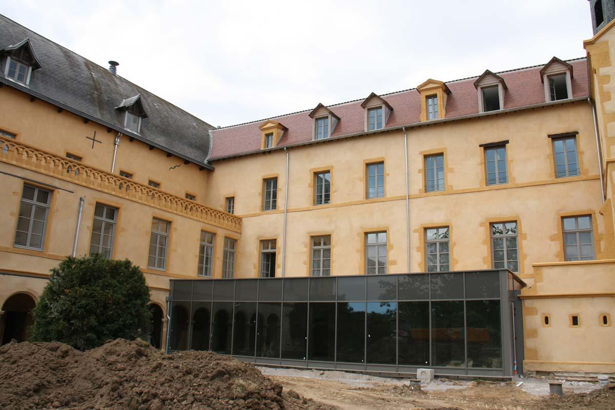 Rénovation Cour Basse